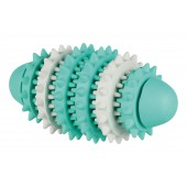 Trixie - Dental Toy - Mintfresh Rugbybal - Natural Rubber - 15 cm