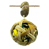 Back Zoo Nature Bamboo Surprise Ball - Small