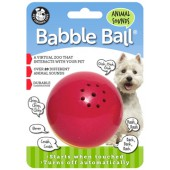 PET Qwerks Animal Sounds Babble Ball - Small - inclusief Video!!