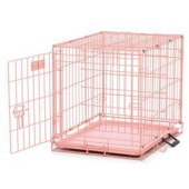 "MIDWEST - CRATE Pink - Single door - 24"" / 61x46x49 cm"