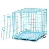 "MIDWEST - CRATE Blue - Single door - 24"" / 61x46x49 cm"