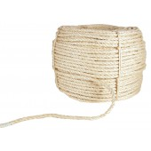 Natural Sisal Rope - Ø 10 mm x 220 meter