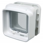 SureFlap Dual Scan with Microchip Identification - White