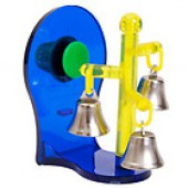 JW Spinning Bells - Activity Toy
