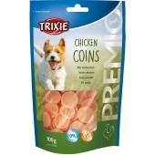 Premio CHICKEN COINS - Light 100GR