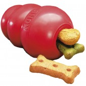 Kong® Classic - Rood - in diverse maten