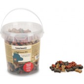 Beeztees - Mini Bones Mix - Trainingskoekjes - 500 gram