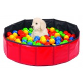 ballen-BAD voor Doggy Pool