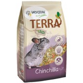 TERRA - CHINCHILLA - in 1 Kilo en  2,25 Kilo