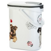 Curver - Voedselcontainer - Hond - 10 Liter / 4 Kilo