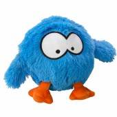 Coockoo Bouncy jumping ball spasmetic laughter Blauw 28x19cm - Met filmpje!