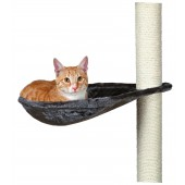 Cuddly Bag for Scratching Posts - Platinum Grijs - Ø 40 cm / 4,5 Kilo