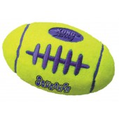 Kong Air Squeaker Football Geel Medium