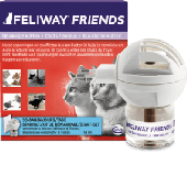 Feliway - Friends Verdamper + Navulflacon - 48 ml