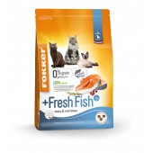 Fokker kat - +Fresh Fish - in 2 formaten