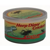 Lucky Reptile Herb Diner - Crickets large 35 g