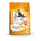 Fokker kat - +Fresh Meat - in 2 formaten