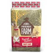 Supreme - Tiny Friends Farm - Russel Rabbit Tasty Hay - 17 Ltr / 2 Kilo